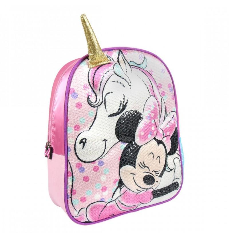 Τσάντα Πλάτης Νηπίων Minnie...