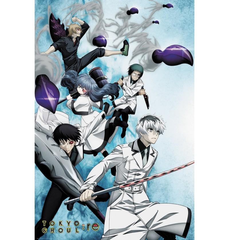 Poster  TOKYO GHOUL : RE