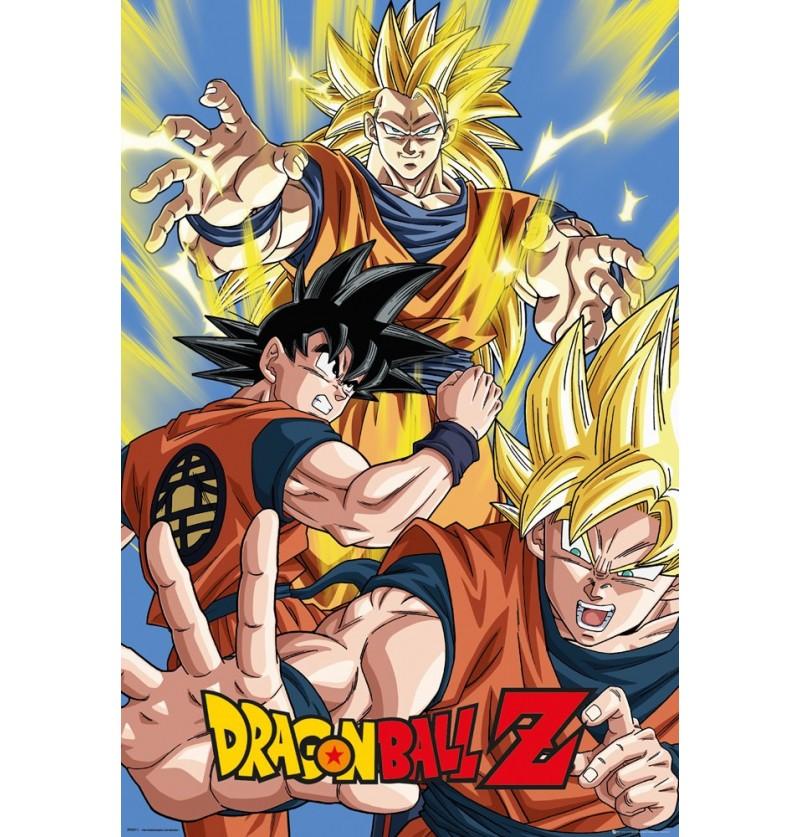 Poster DRAGON BALL Z Goku