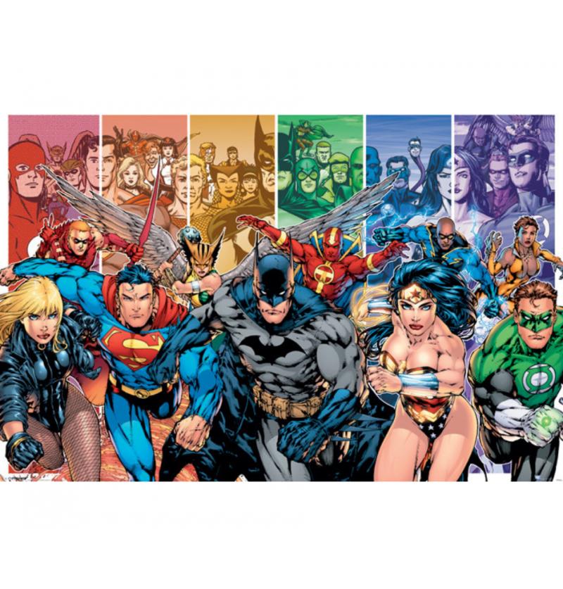 Αφίσα Justice League...