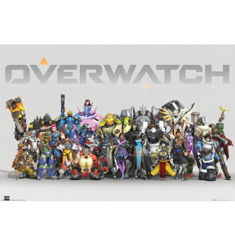 OVERWATCH Anniversary Line...