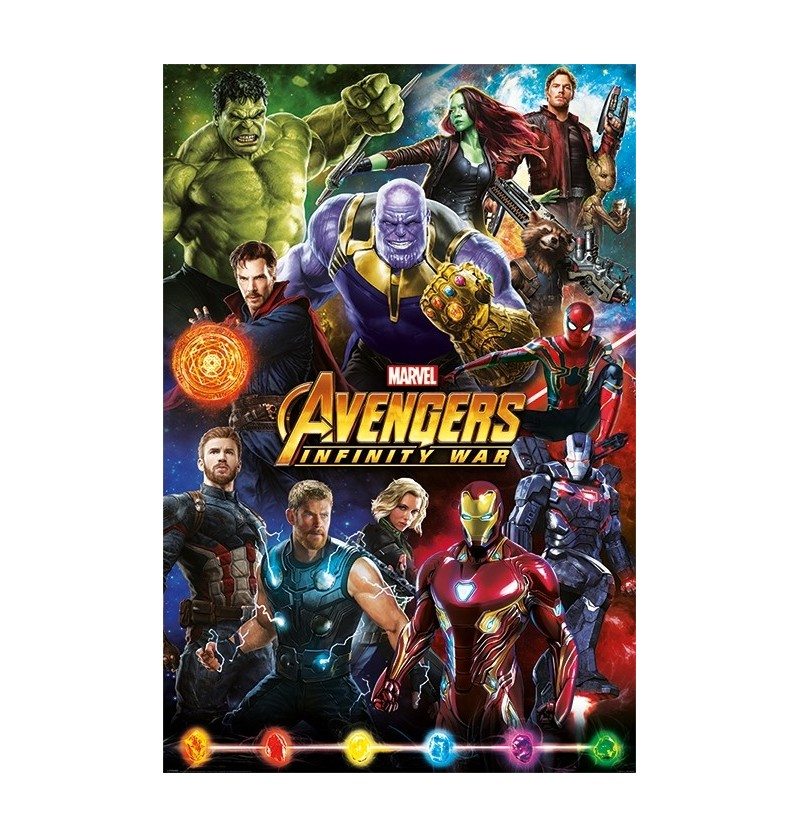 Αφίσα Avengers Infinity...