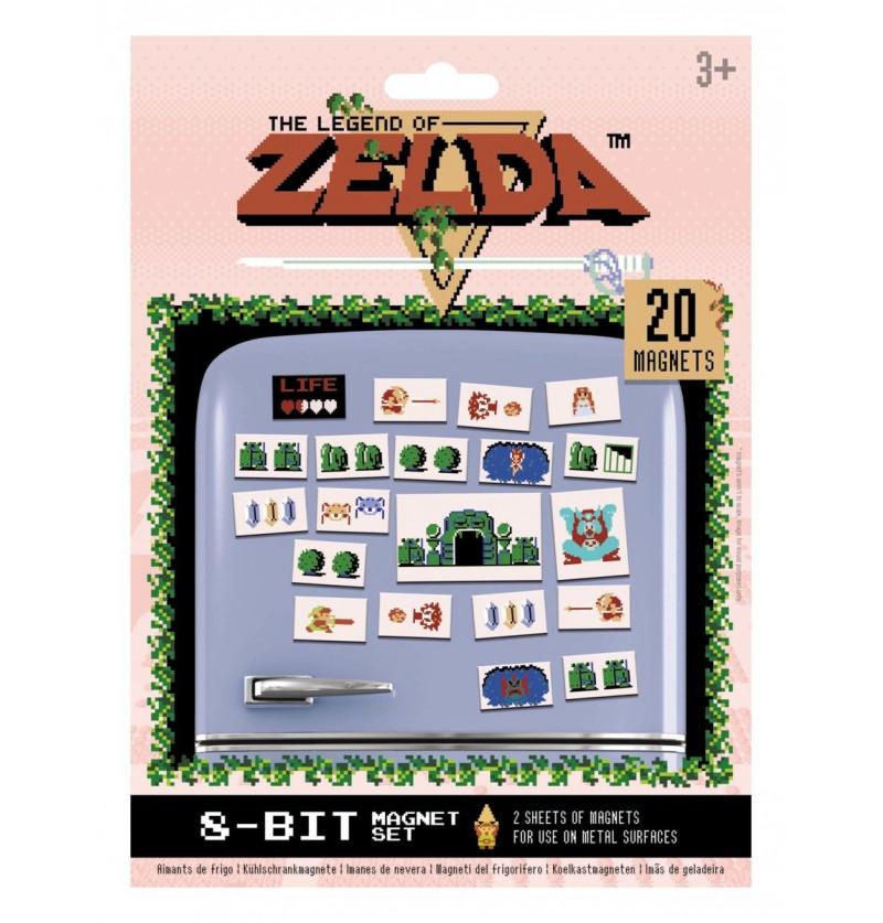Μαγνητάκια Ψυγείου Zelda...