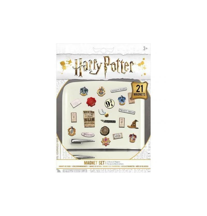 Harry Potter Σετ Μαγνητών