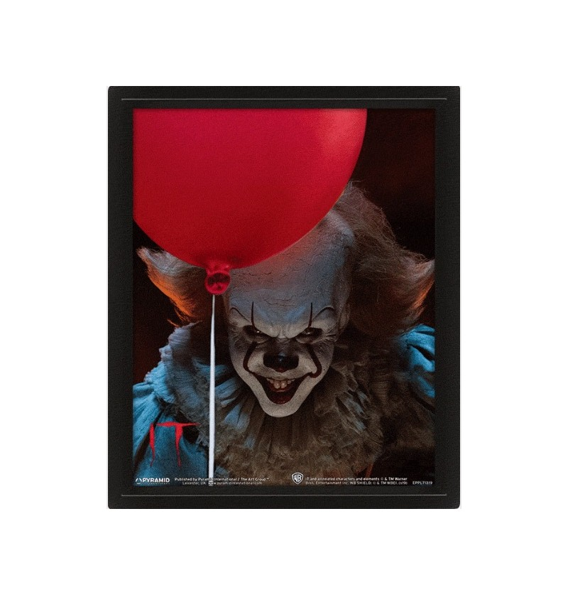 IT (Pennywise Evil) Flip...