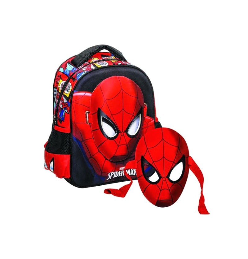 Spiderman Marvel Hero...