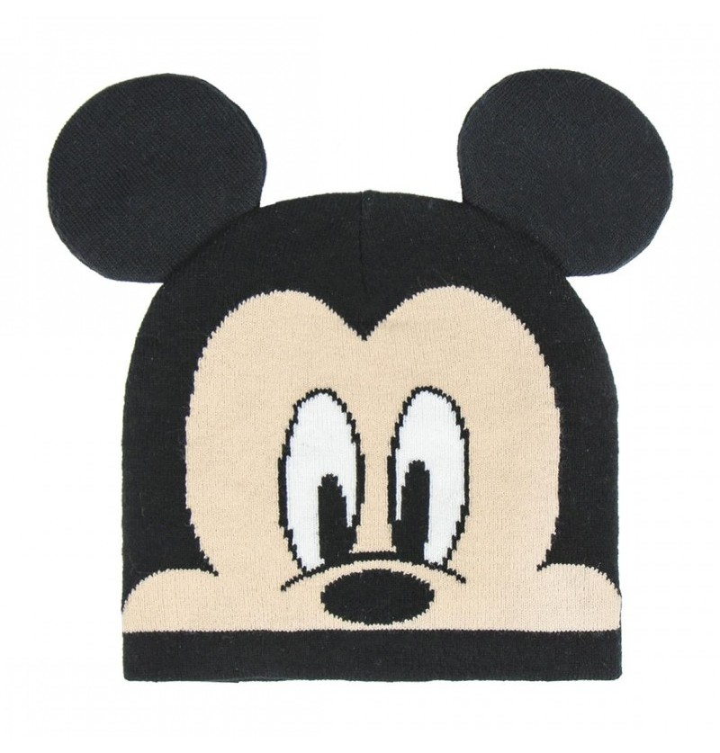 Mickey Mouse Beanie with Ears