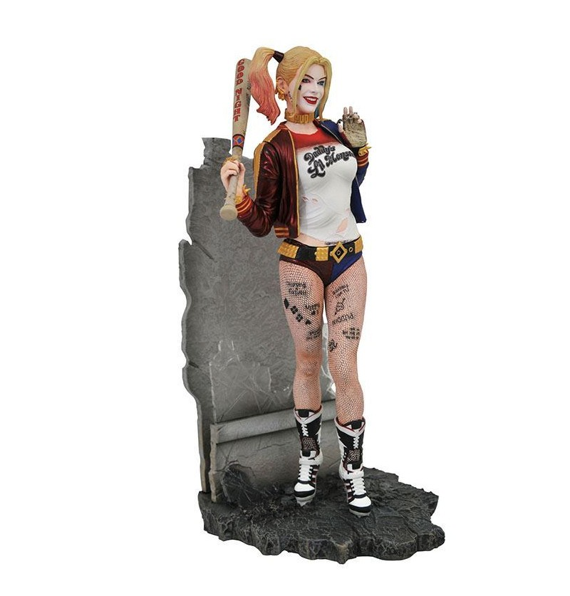 Harley Quinn Collectible...
