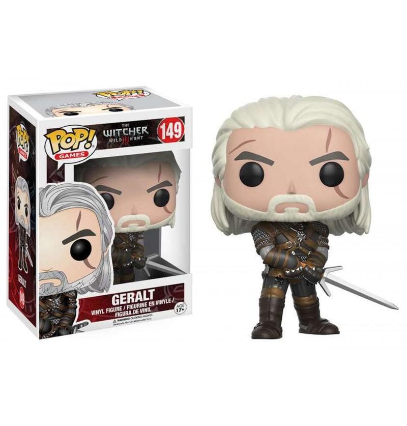 Funko POP Φιγούρα  Geralt |...