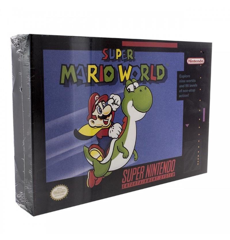 Super Mario Nintendo...
