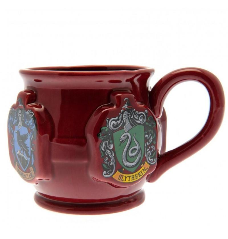 Harry Potter Crests Mug