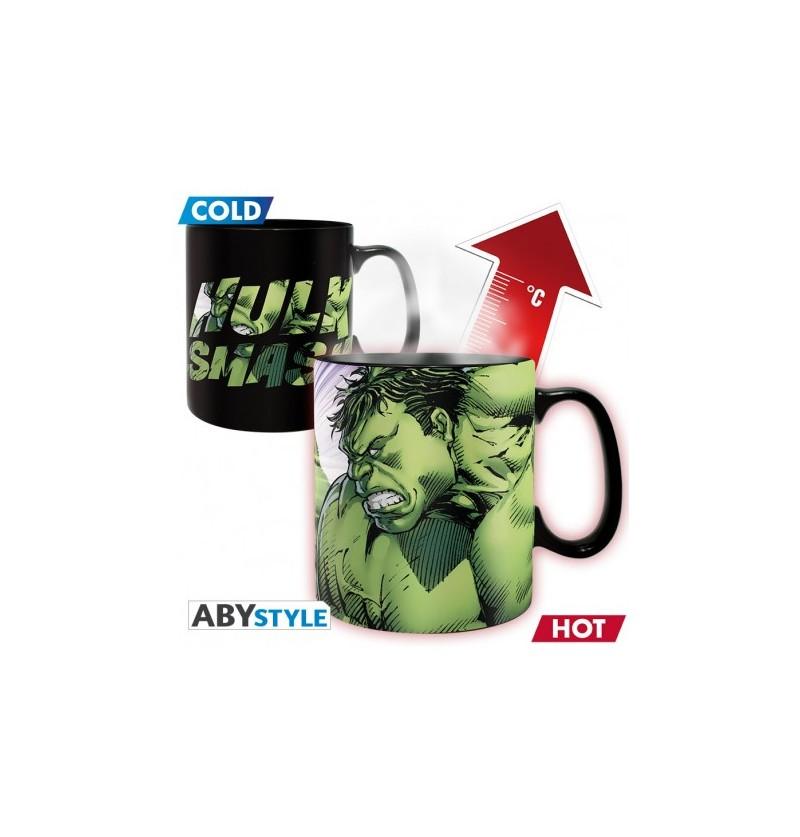 Κούπα Hulk (Αλλάζει χρώμα...