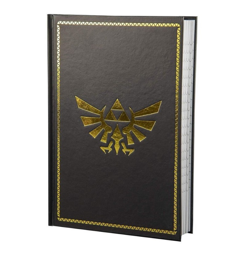 Notebook A5 The Legend of...