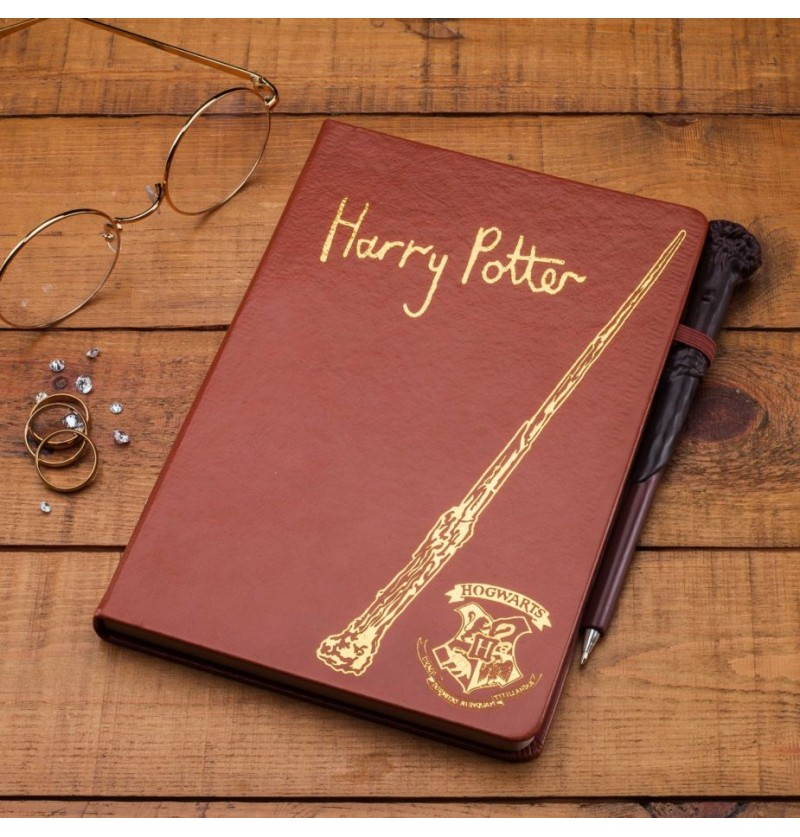 Harry Potter Notebook and...