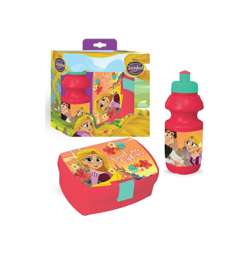 Rapunzel Tangled Lunch Box...