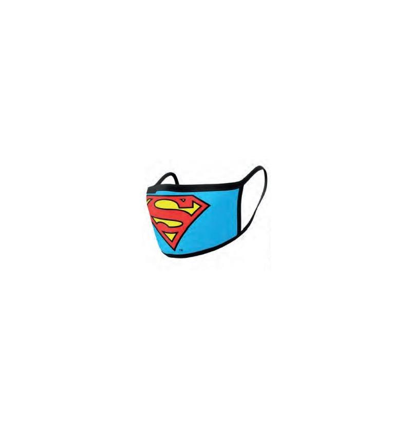 Protection Mask Superman Logo