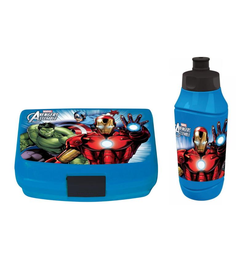 Marvel Avengers Σετ Παγουρι...