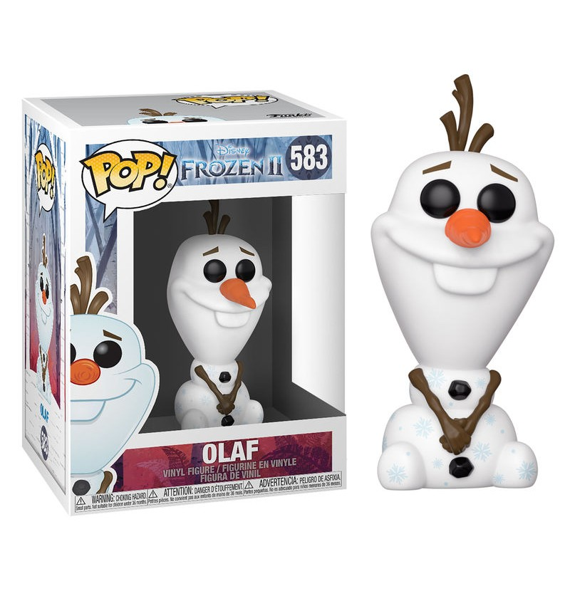 Funko POP! Disney: Frozen II - Olaf 583 Vinyl Figure