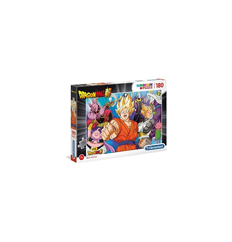 Dragonball Puzzle 180 Κομματια