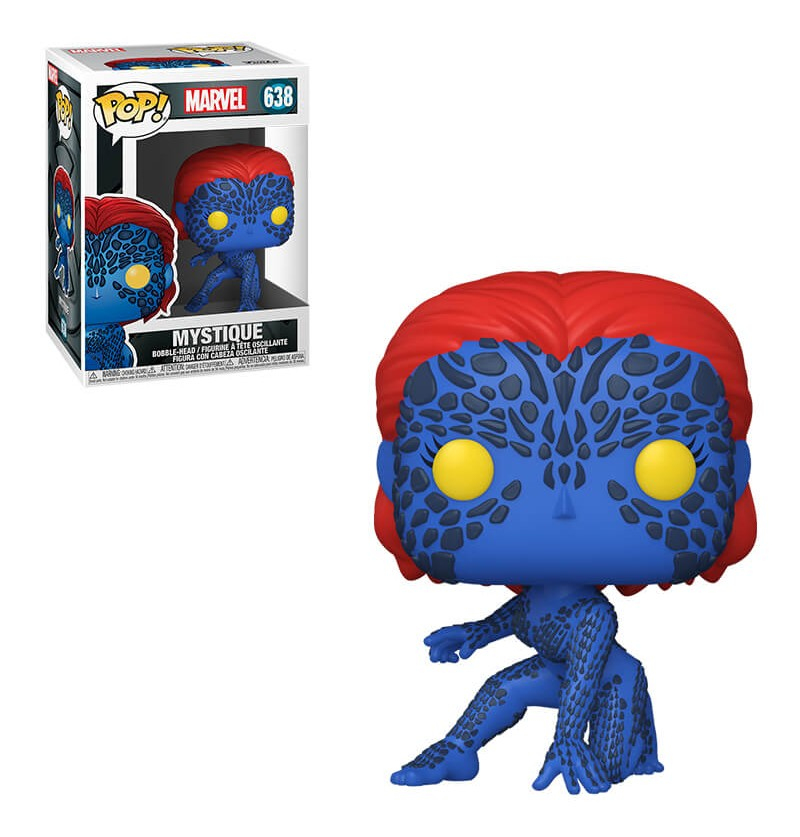 Funko POP! Marvel: X-Men...