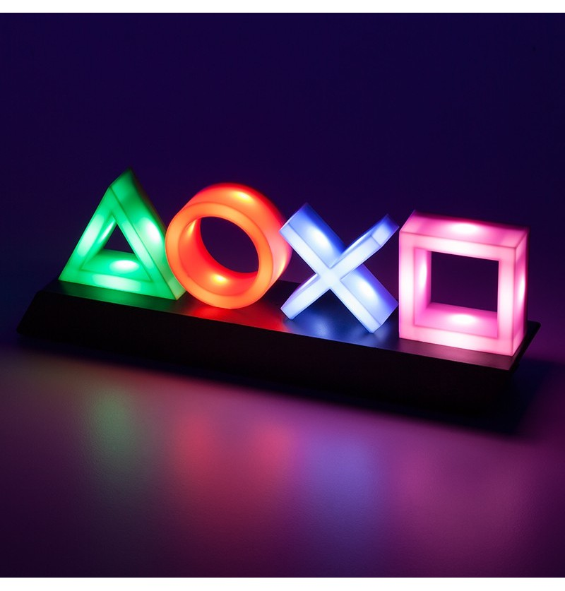 Eπιτραπέζιο φωτιστικό PlayStation Light Icons PP4140PSV2