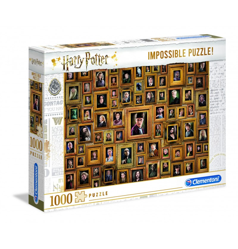 Harry Potter Impossible...