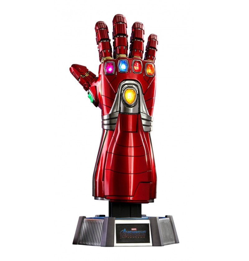 Avengers Endgame Life-Size Masterpiece Replica 1προς 1 Nano Gauntlet 52 εκ.