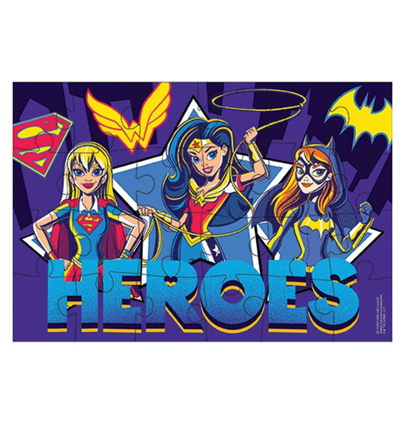 Παζλ Χρωματισμου Super Hero...