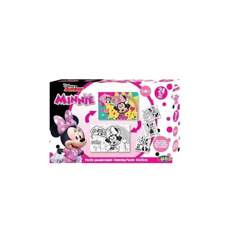 Minnie Mouse Puzzle...