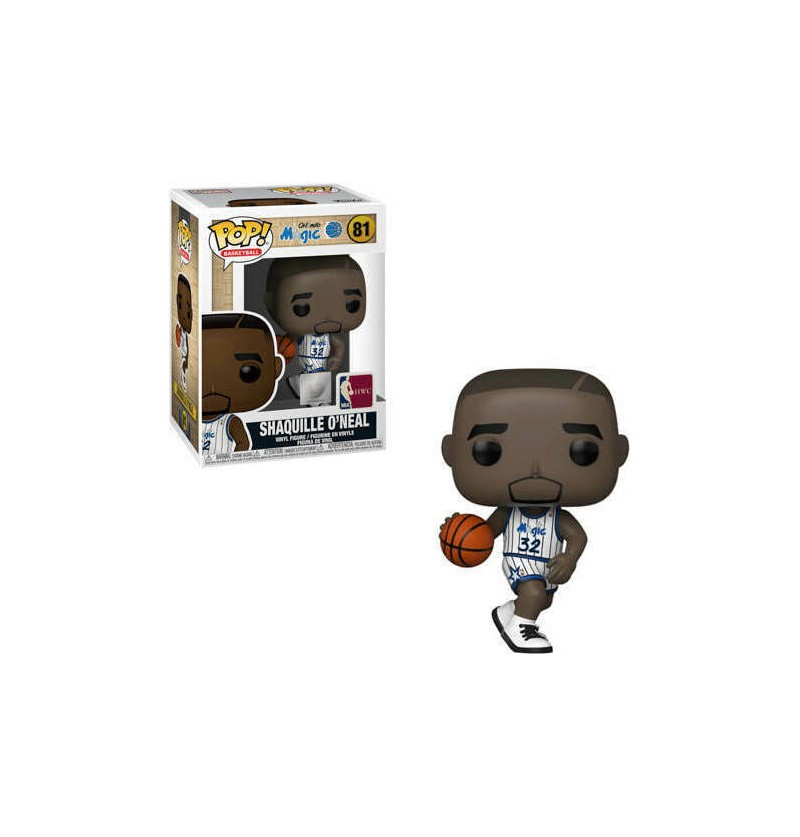 Funko POP BasketballNBA Legends - Shaquille O'Neal (Magic home) 81 Vinyl Figure
