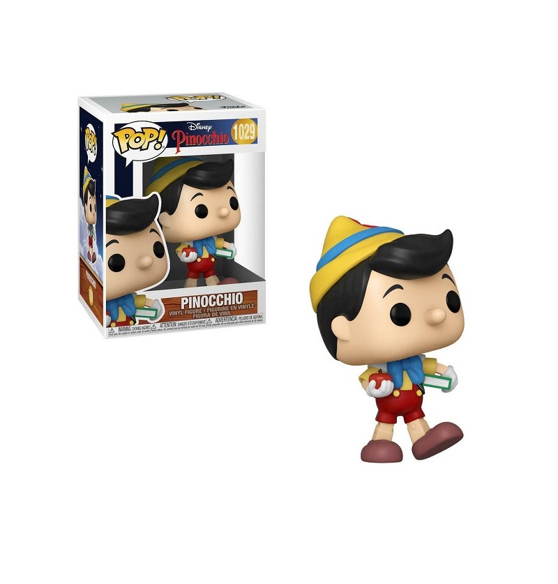 Funko POP Disney Pinocchio - Pinocchio (School Bound) 1029 Vinyl Figure