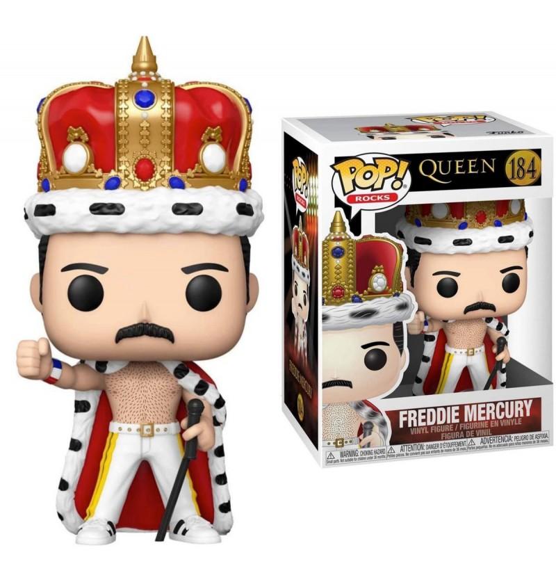 Funko Pop Rocks Freddie...