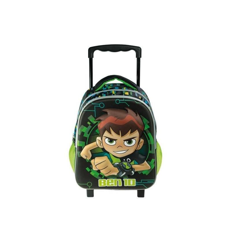 Βen10 3D Σχολική Τσάντα...