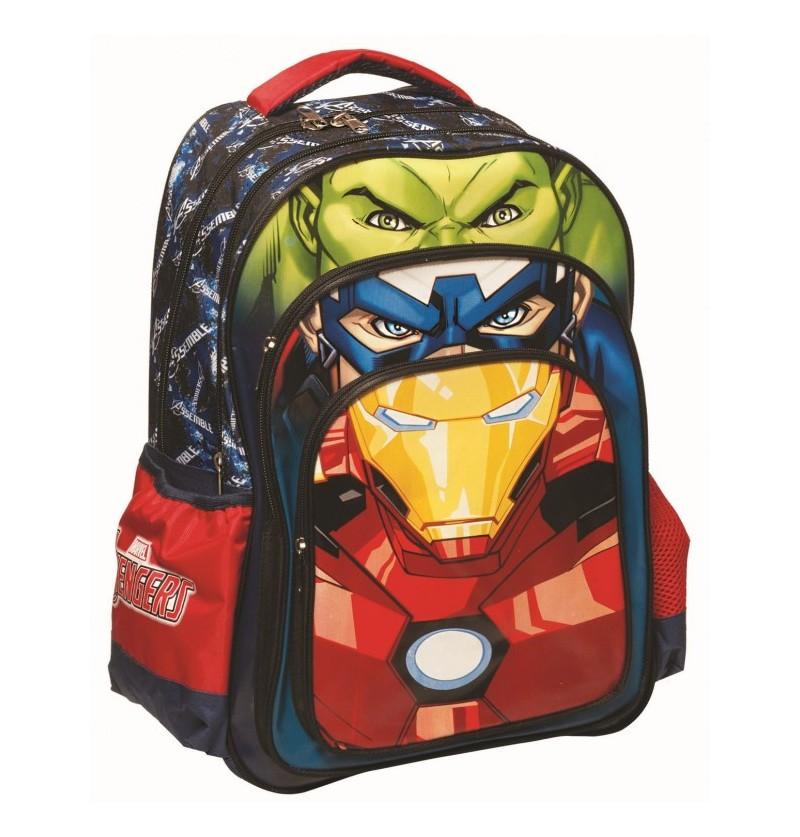 Marvel Ήρωες Τσάντα Πλάτης...