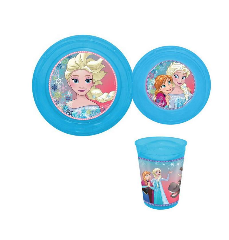 Frozen Elsa Anna 3 pcs...