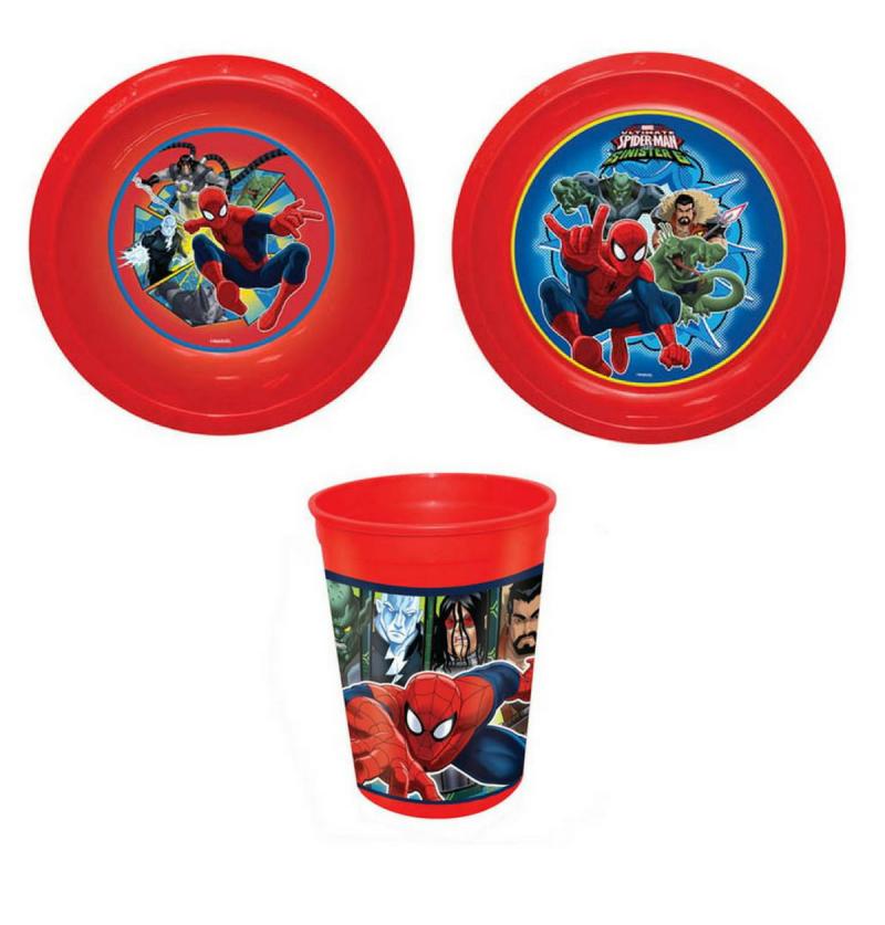 Spiderman εναντίον Sinister...