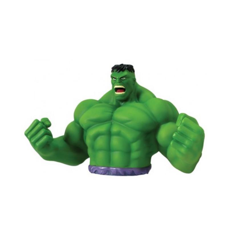 Hulk Bust Bank by Monogram...