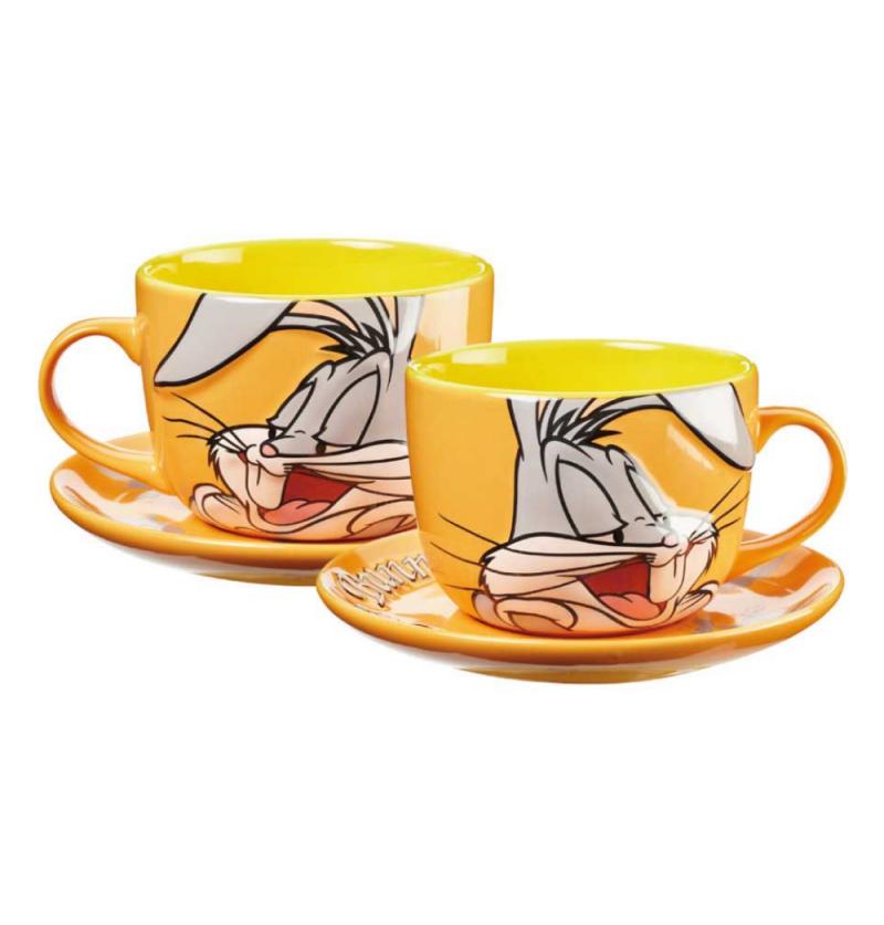 Jumbo Mug Bugs Bunny 3D Relief