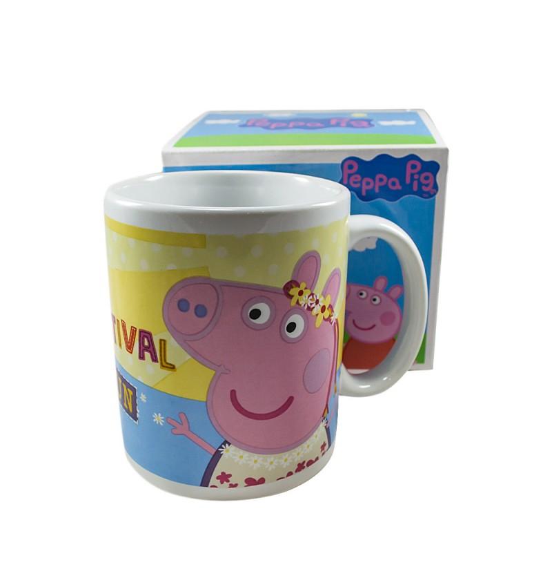 Ceramic Mug Peppa Pig 320 ml