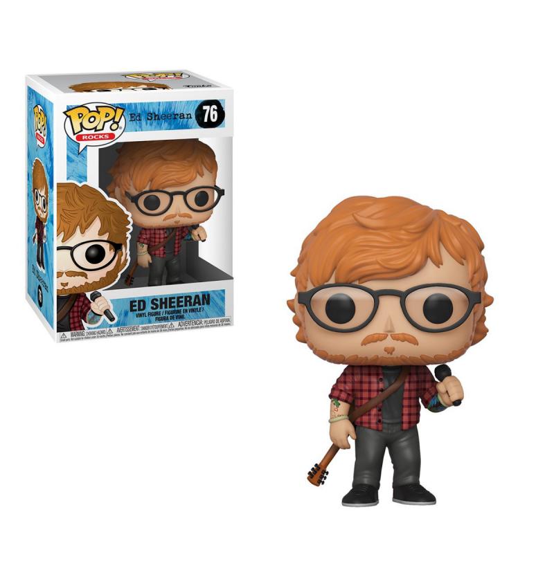 Funko Pop Rocks  Ed Sheeran...