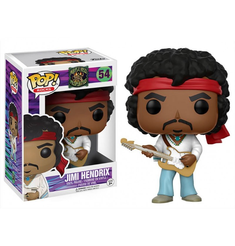 Jimi Hendrix (Woodstock...
