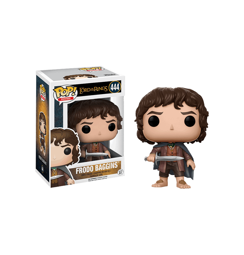 FunkoPop! Frodo Baggins...