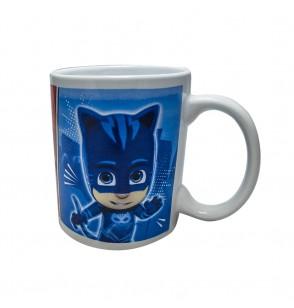 Masks Cup Coffee Pj Oz Mug Ceramic 11 0mN8wn