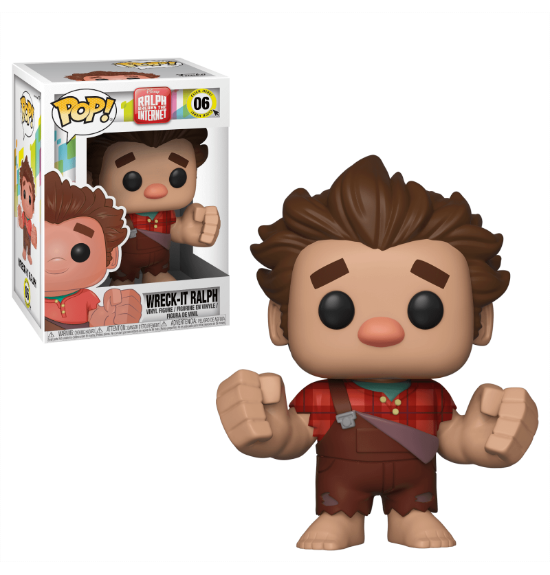 Funko Pop! Wreck-it Ralph...