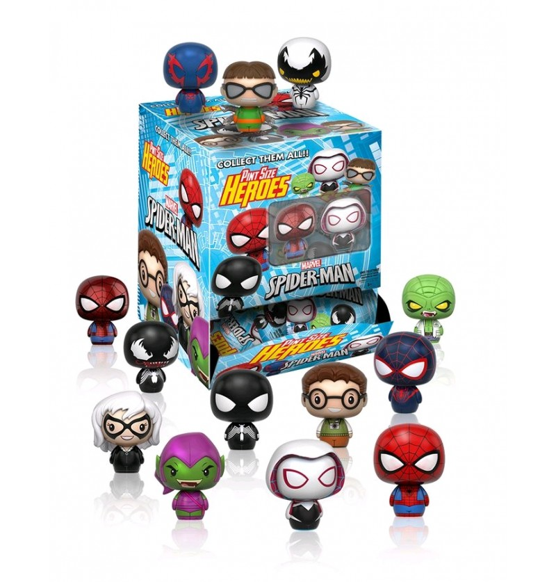 POP Σακουλάκι Pint Size Heroes Spider-Man Series Marvel