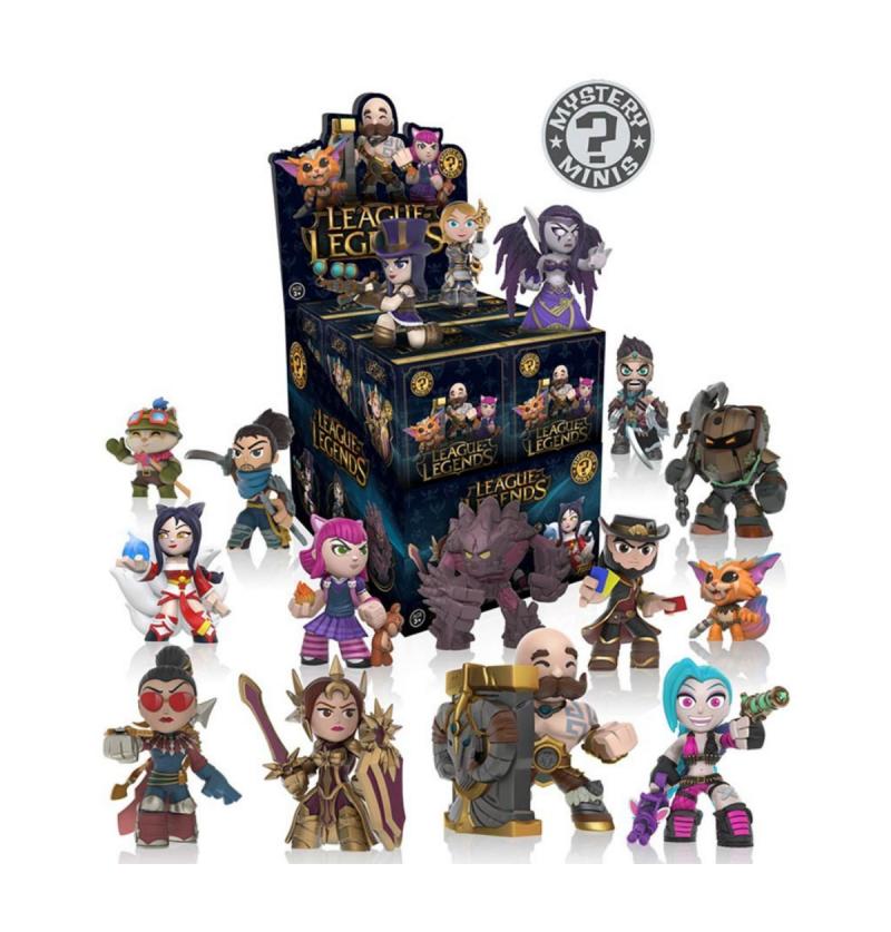 League Of Legends LoL Blind Box