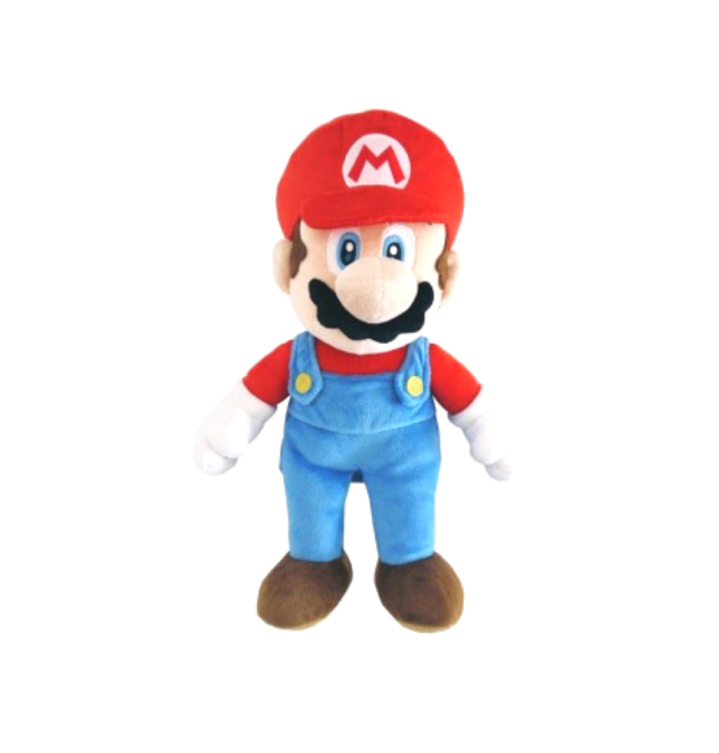 Super Mario Plush Doll 20cm