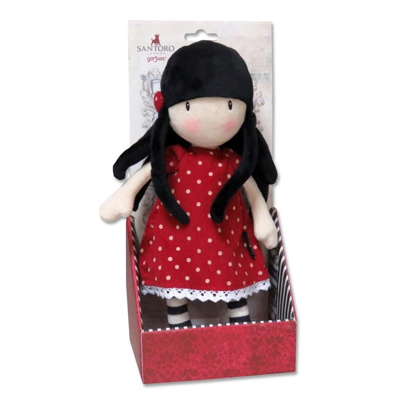Κούκλα Gorjuss Santoro New...