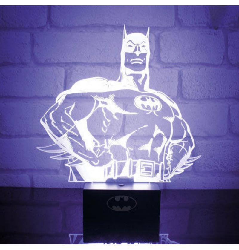Batman Φωτιστικό δωματίου