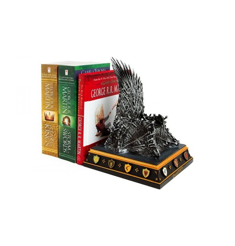 bookend game of thrones ironthrone